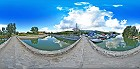 Alykes Pentokamaro Bridge Top -  Alykes Beach - 360 Virtual Tour