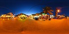 Crossroads Night -  Alykes Beach - 360 Virtual Tour